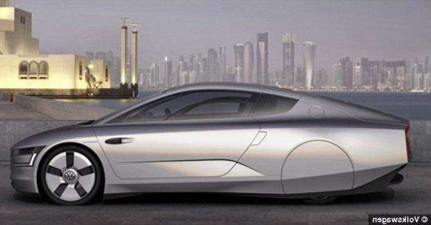 Volkswagen XL1 Super Efficient Vehicle